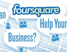 Marketing with Foursquare – the geolocation social media